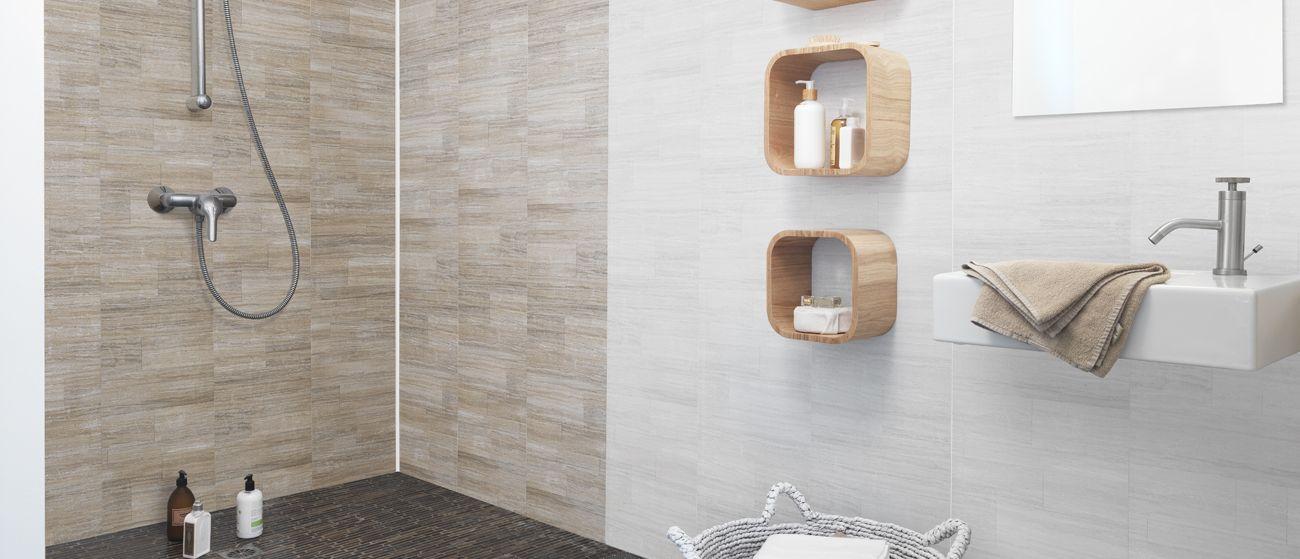 pvc wall panelling hardware heaven. Black Bedroom Furniture Sets. Home Design Ideas