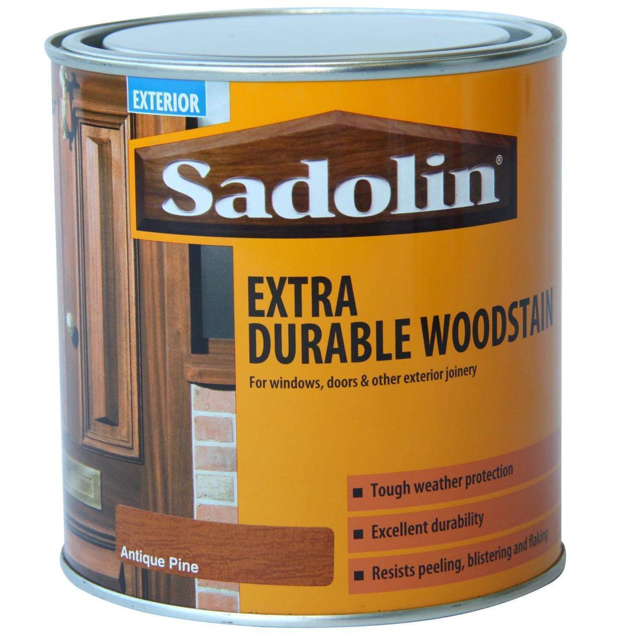 Sadolin extra 500ml hardware heaven - Sadolin exterior wood paint image ...