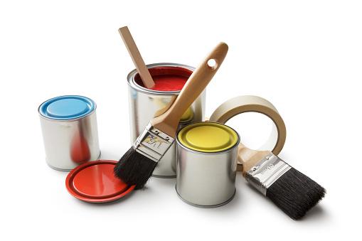 Paints & Decorating