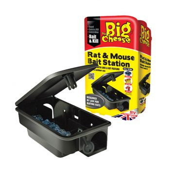 rat and mose bait station