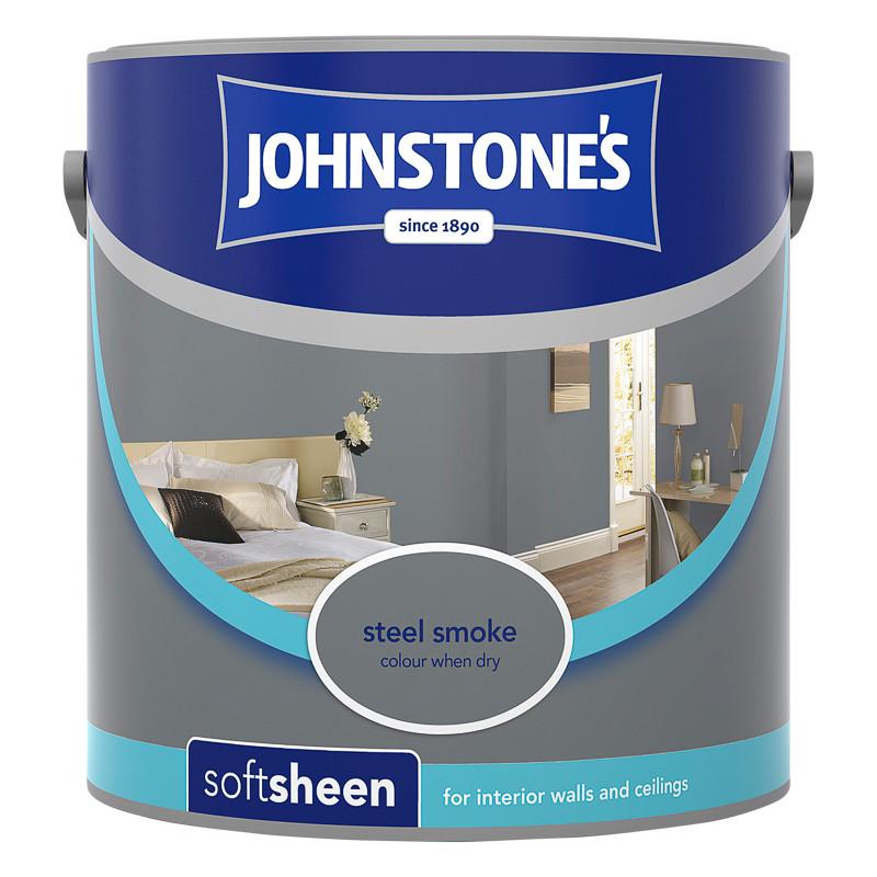 Johnstone S Soft Sheen 2 5 Litre Hardware Heaven