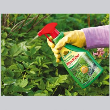 Pest Control & Weed Killer